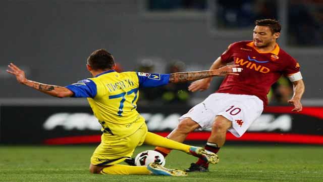 Prediksi Skor Roma vs Chievo