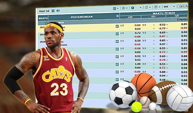 Taruhan Judi Online Bola Basket