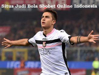 Situs Judi Bola Sbobet Online Indonesia