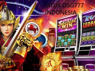 SITUS OSG777 INDONESIA